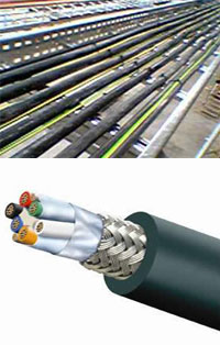 Experienced cable layers. SWA power and signal cables installed in all industrial applications.